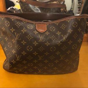 "Louis Vuitton ""delightful"" handbag"